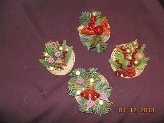1920 X 1440 866.4 Kb Полезные подарки. (Декор новогодних бытылочек, топиарии,кофейные деревья, часы)