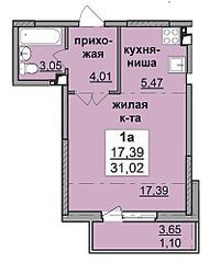 398 X 500 30.1 Kb Помогите оценить квартиру...