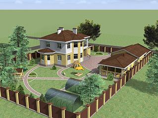 1920 X 1439 426.3 Kb Проекты уютных загородных домов