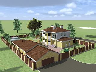 1920 X 1439 789.1 Kb Проекты уютных загородных домов