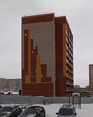 1534 X 1920 633.6 Kb ЖК 'Петровский дом - 3' (строительный N2)Комос-строй