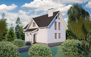 1920 X 1200 492.5 Kb Проекты уютных загородных домов