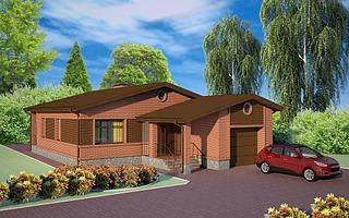 1920 X 1200 497.8 Kb Проекты уютных загородных домов