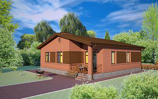 1920 X 1200 516.4 Kb Проекты уютных загородных домов