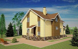 1920 X 1200 593.0 Kb Проекты уютных загородных домов