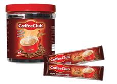 229 x 164 Кофе растворимый, 3в1, горячий шоколад - Coffe Club