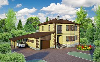 1920 X 1195 614.1 Kb Проекты уютных загородных домов