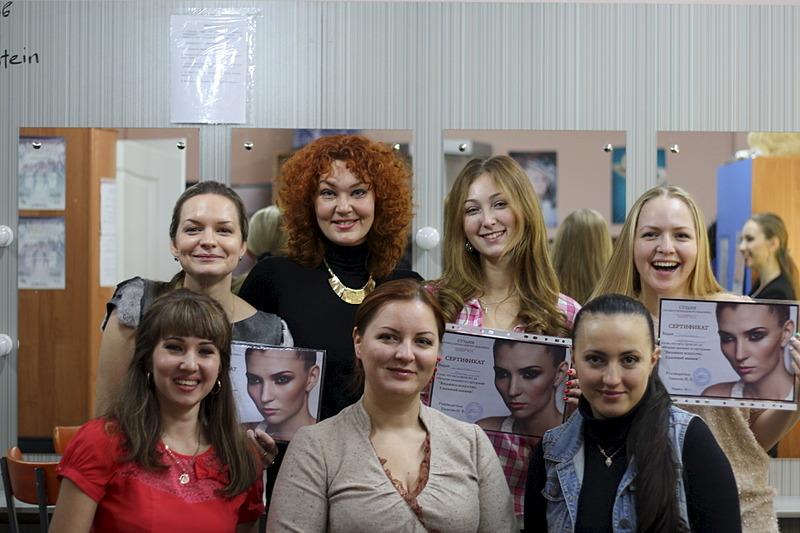 1920 X 1280 453.0 Kb Школа проф макияжа 'Штрих'.Набор в группы базовой подготовки визажистов.