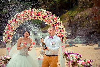1200 X 800 530.7 Kb Свадьба за рубежом