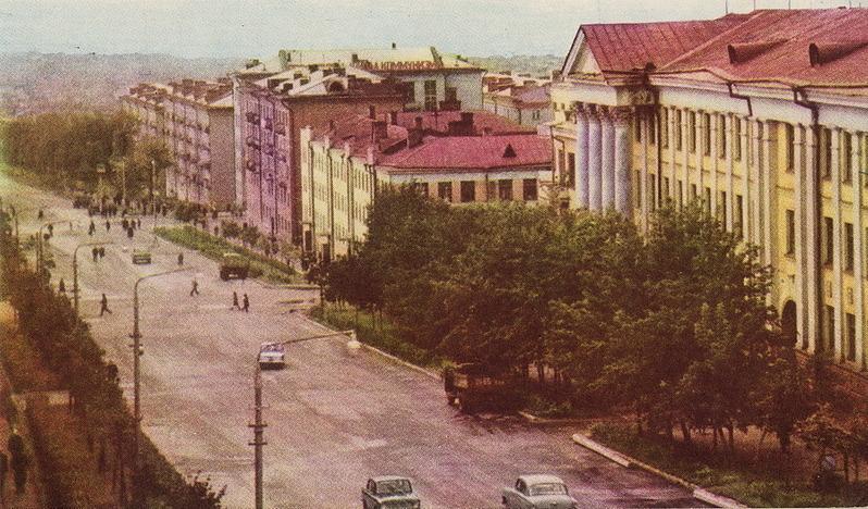 1920 X 1125 474.3 Kb Как жил и развивался Ижевск