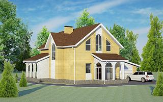 1920 X 1200 438.8 Kb Проекты уютных загородных домов