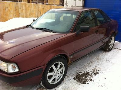 1200 X 896 355.7 Kb Audi 80 1991 г. (ФОТО) Для ценителей.