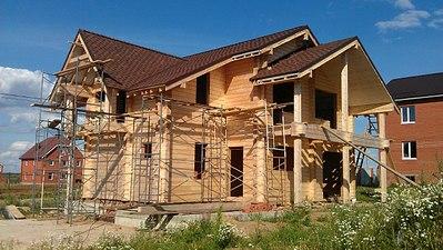 1280 X 721 296.6 Kb Строительство из дерева