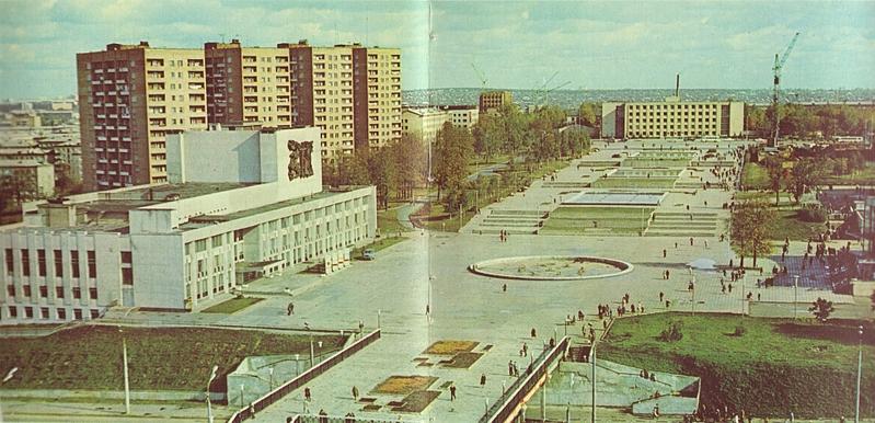 1920 X 927 205.6 Kb Как жил и развивался Ижевск