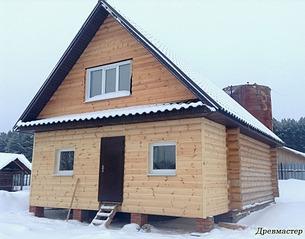 305 x 239 Строительство деревянных домов и бань ( фото)