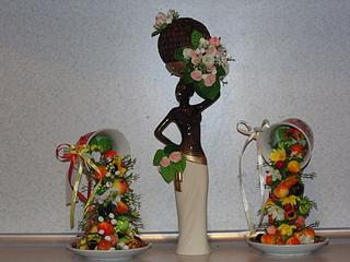 1920 X 1440 185.4 Kb Полезные подарки. (Декор новогодних бытылочек, топиарии,кофейные деревья, часы)