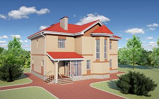 1920 X 1200 399.5 Kb Проекты уютных загородных домов