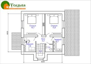 990 X 700 215.4 Kb 990 X 700 177.0 Kb Проекты уютных загородных домов
