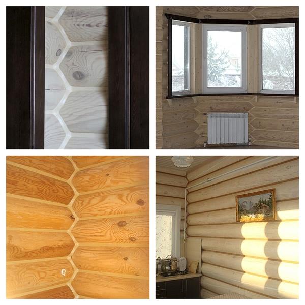 1024 X 1024 635.3 Kb Отделка деревянных домов: шлифовка, покраска, конопатка, теплый шов