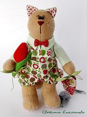 1200 X 1600 226.4 Kb Текстильные Истории. Куклы, игрушки, интерьерные штучки и аксессуары