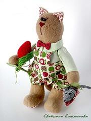 1200 X 1600 150.6 Kb 1200 X 1600 226.4 Kb Текстильные Истории. Куклы, игрушки, интерьерные штучки и аксессуары