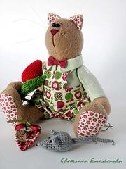 1200 X 1600 156.5 Kb 1200 X 1600 150.6 Kb 1200 X 1600 226.4 Kb Текстильные Истории. Куклы, игрушки, интерьерные штучки и аксессуары