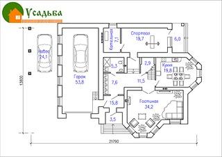 990 X 700 187.6 Kb Проекты уютных загородных домов