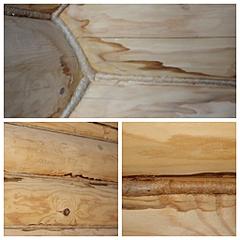 1024 X 1024 539.4 Kb Отделка деревянных домов: шлифовка, покраска, конопатка, теплый шов (фото).