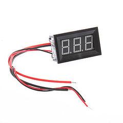 400 X 400 14.7 Kb Вольтметр-амперметр 100В/10А для автозарядки