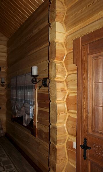 590 X 985 375.6 Kb Отделка деревянных домов: шлифовка,покраска,конопатка,теплый шов (фото каждый день).