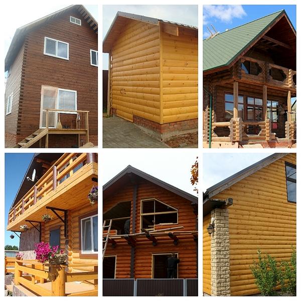 1024 X 1024 753.1 Kb Отделка деревянных домов: шлифовка,покраска,конопатка,теплый шов (фото каждый день).