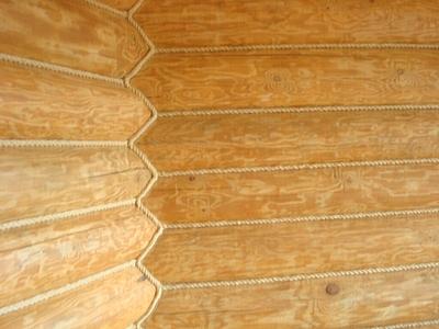 1024 X 768 462.6 Kb Отделка деревянных домов: шлифовка,покраска,конопатка,теплый шов (фото).