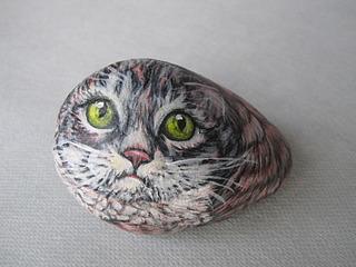 1920 X 1440 550.9 Kb Пушистые камни. Роспись на камне. Мастер-классы .Оригинальные подарки и сувениры.