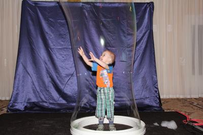 400 x 267 Шоу Мыльных Пузырей от Мусина Руслана