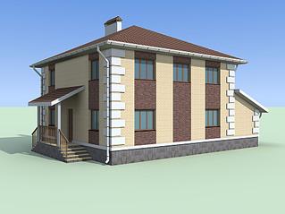 933 X 700 321.3 Kb Проекты уютных загородных домов