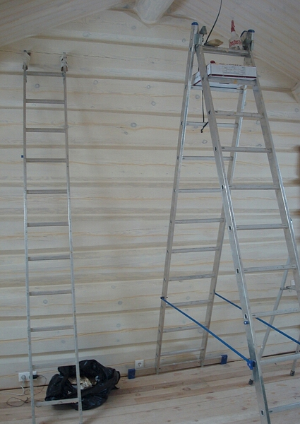 710 X 1002 409.7 Kb Отделка деревянных домов: шлифовка,покраска,конопатка,теплый шов (фото).
