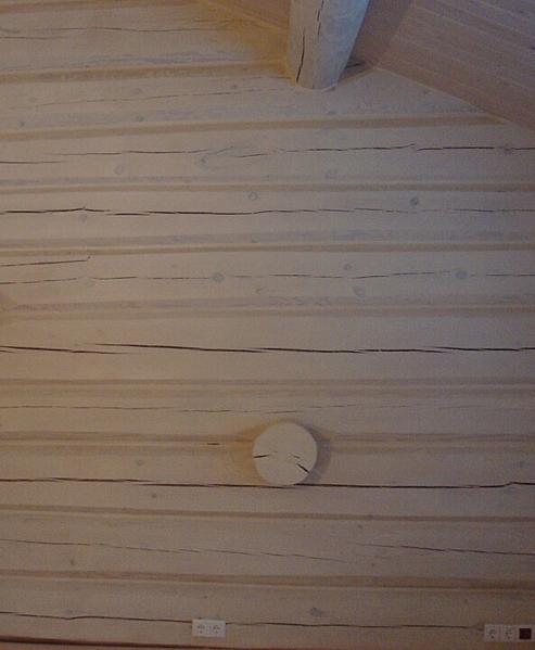 593 X 721 263.6 Kb Отделка деревянных домов: шлифовка,покраска,конопатка,теплый шов (фото).