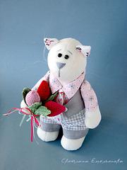 1200 X 1600 245.0 Kb Весенние подарки к 8 марта. Куклы и игрушки Светланы Емельяновой