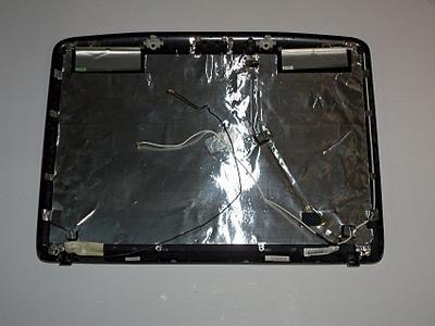 1700 X 1275 520.9 Kb Продам крышку ноутбука Acer 5520
