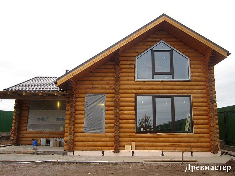 864 X 648 126.2 Kb Строительство деревянных домов и бань ( фото)