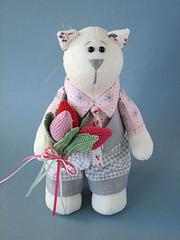 1200 X 1600 219.1 Kb Весенние подарки к 8 марта. Куклы и игрушки Светланы Емельяновой