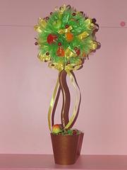 1920 X 2560 616.4 Kb Полезные подарки. (Декор новогодних бытылочек, топиарии,кофейные деревья, часы)