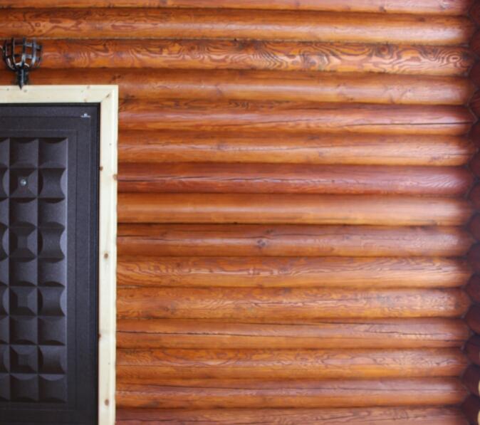 674 x 597 Отделка деревянных домов: шлифовка,покраска,конопатка,теплый шов (фото).
