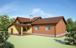 1120 X 700 819.8 Kb Проекты уютных загородных домов