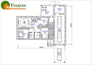 990 X 700 181.0 Kb Проекты уютных загородных домов