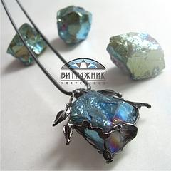 708 X 708 285.2 Kb 708 X 708 292.2 Kb Красивые заколки, украшения с нат.камнями и мн.другое - техника Тиффани