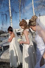 1920 X 2880 551.3 Kb Веду запись невест на весна-лето 2014. Свадебный стилист. Парикмахер-стилист.