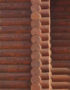 232 x 296 Отделка деревянных домов: шлифовка,покраска,конопатка,теплый шов (фото).