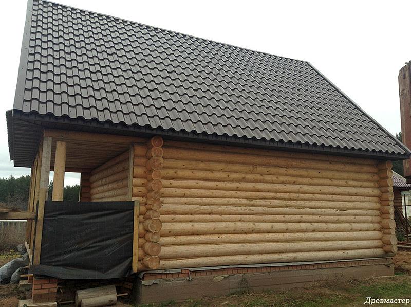 900 X 672 201.6 Kb Строительство деревянных домов и бань ( фото)