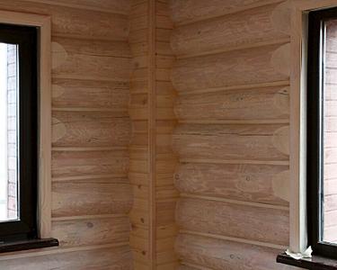 848 X 677 350.4 Kb Отделка деревянных домов: шлифовка,покраска,конопатка,теплый шов (фото).